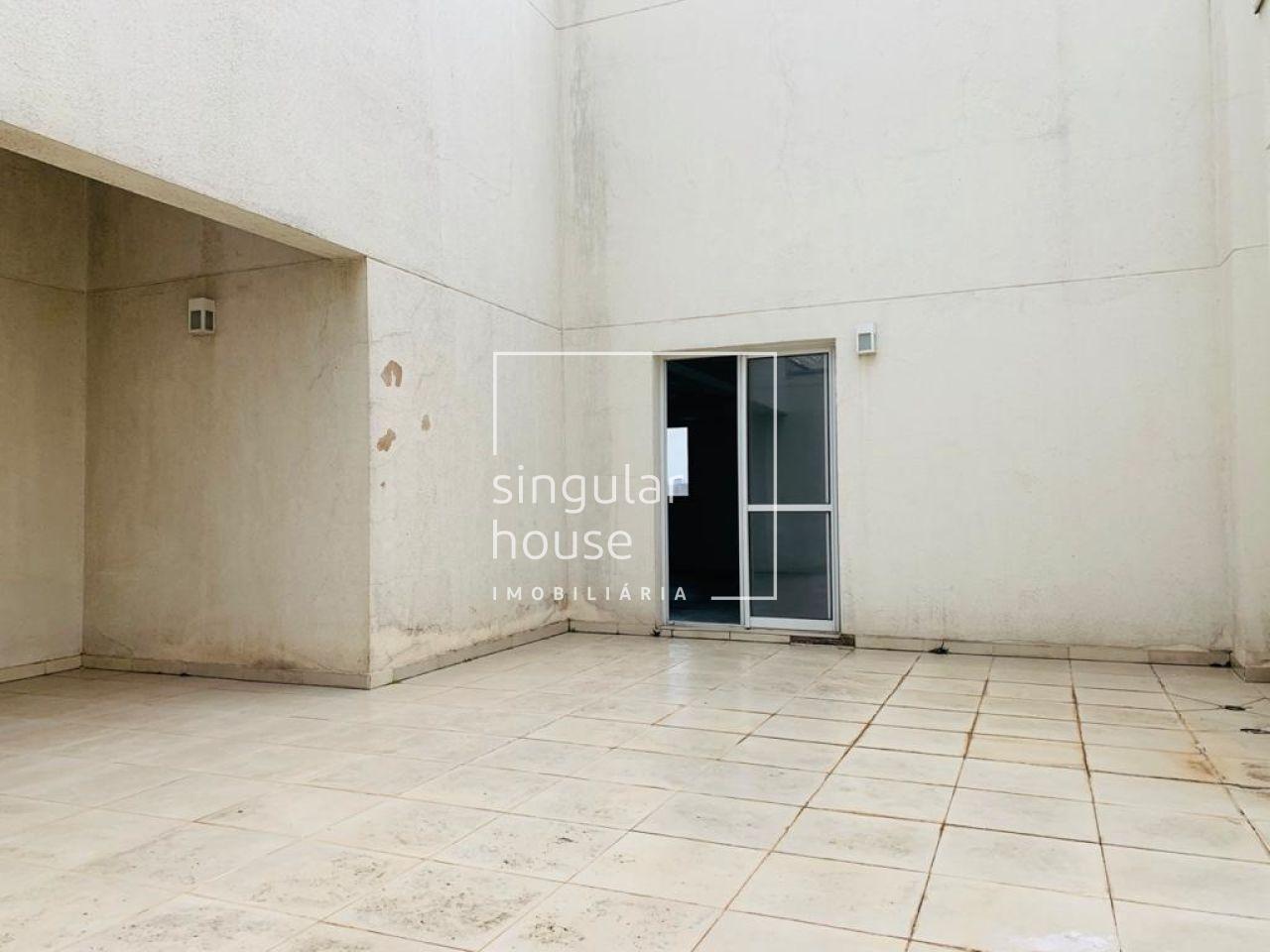 SALA COMERCIAL 14² m² | 3 vagas garagem | cobertura