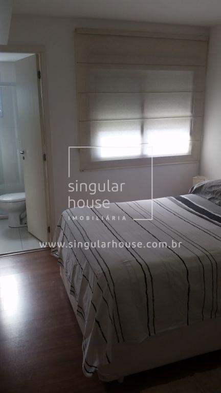 Brooklin 68m²| 2 Dormitórios | 2 vgs garagem | Andar Alto