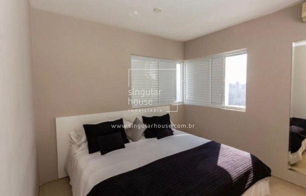 BROOKLIN CID MONÇÕES | COBERTURA DUPLEX 132 m² | 2 SUÍTES