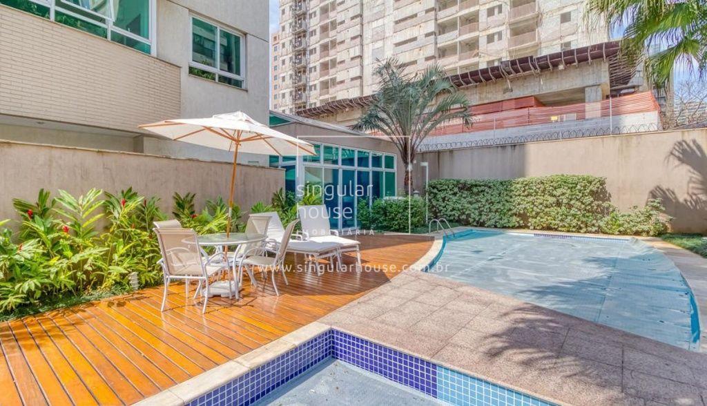 262 m² | 3 suítes | Jardim Paulistano