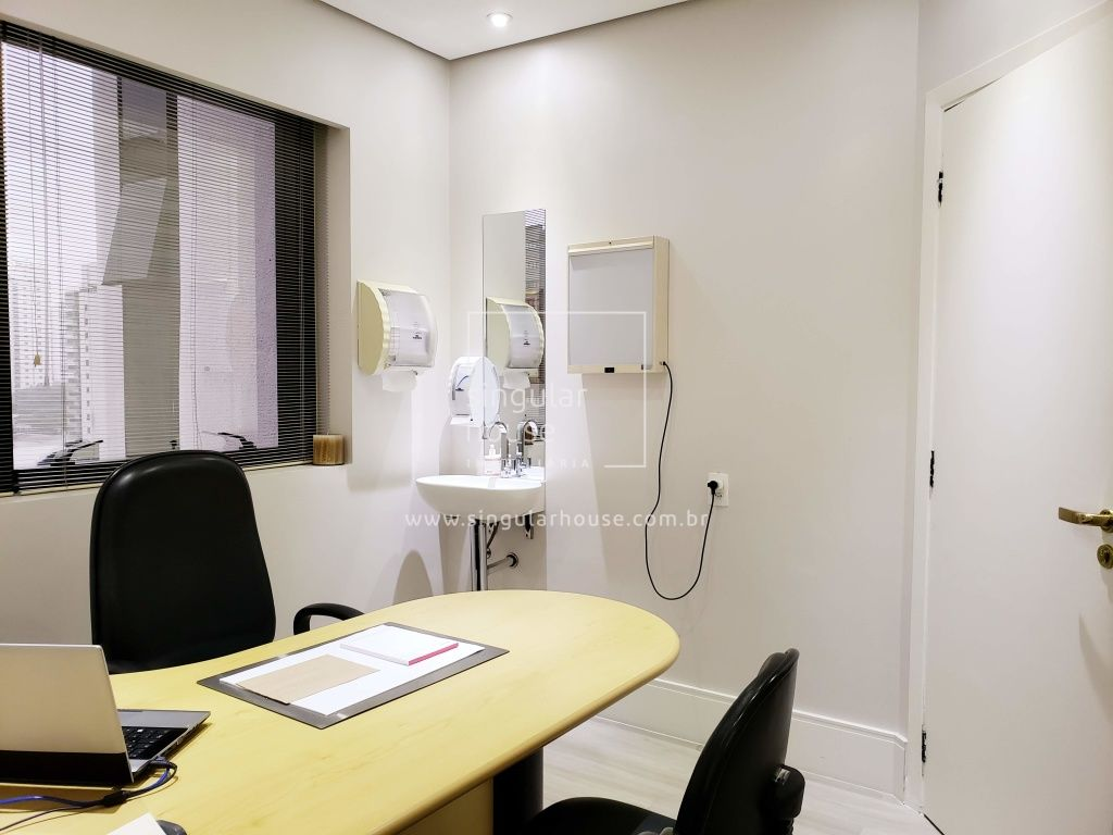 Sala comercial | 97 m² | 2 vagas