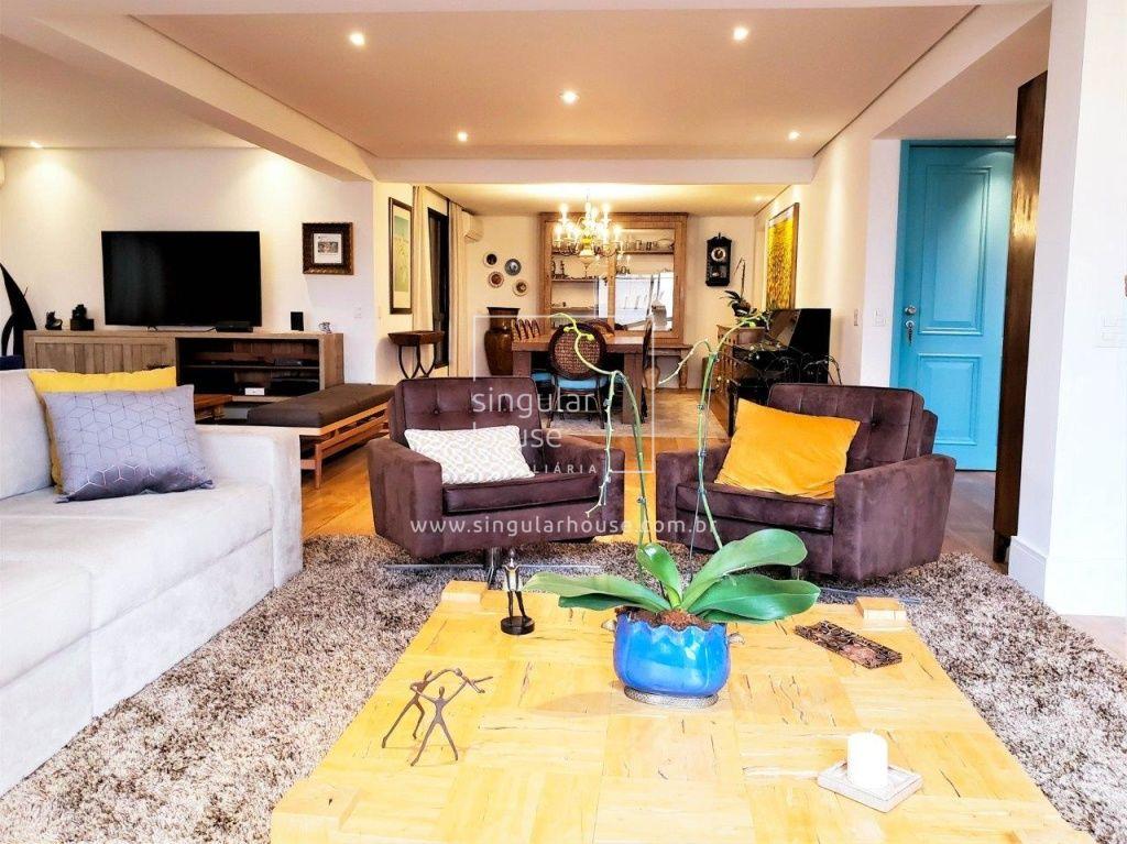 430 m² | 4 suítes | Jardim Paulistano