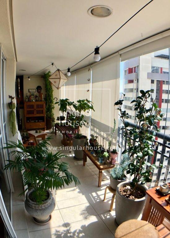 178 m² | Varanda Gourmet| Brooklin