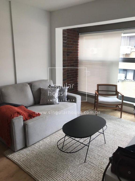 35 m²   Mobiliado   Jardim Paulista