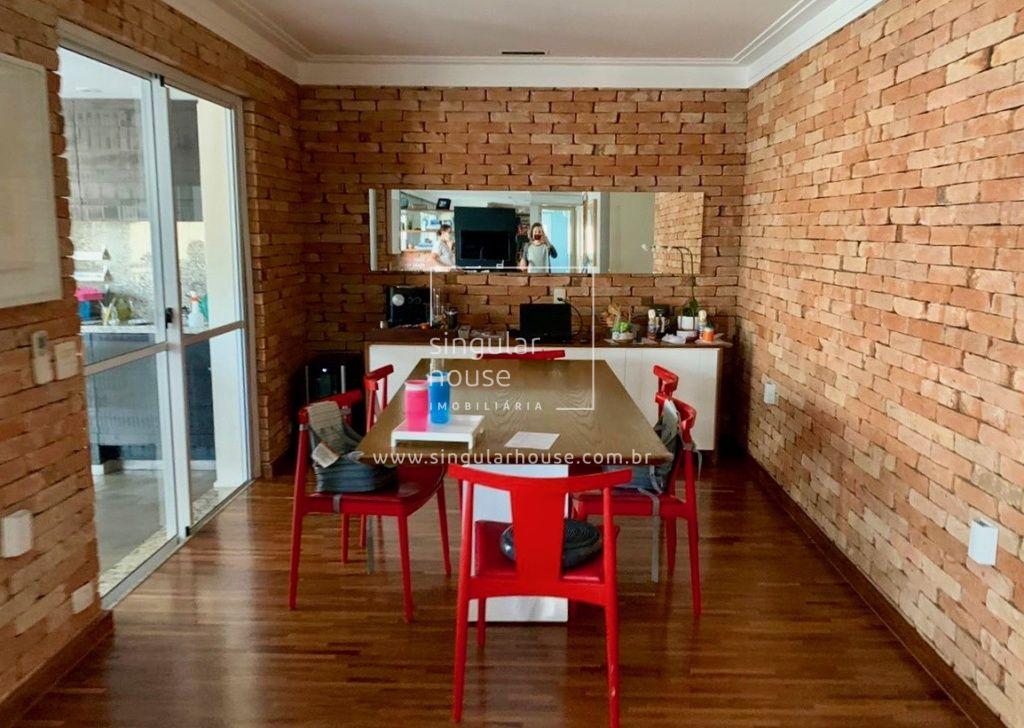 178 m² | 3 suítes | 3 vagas | Brooklin