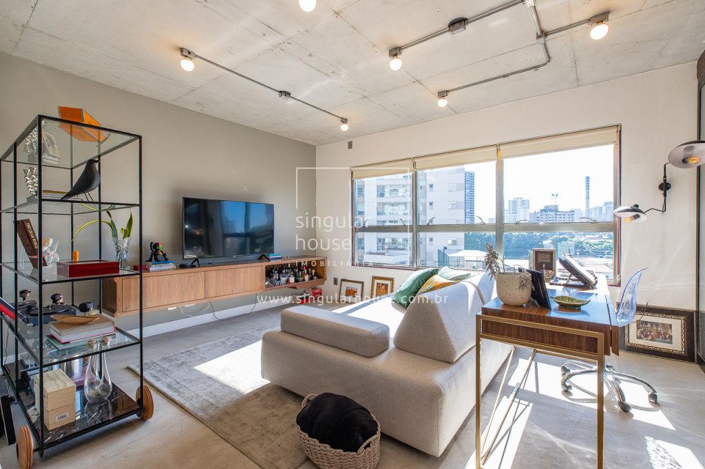 70 m² | 1 suíte | Brooklin
