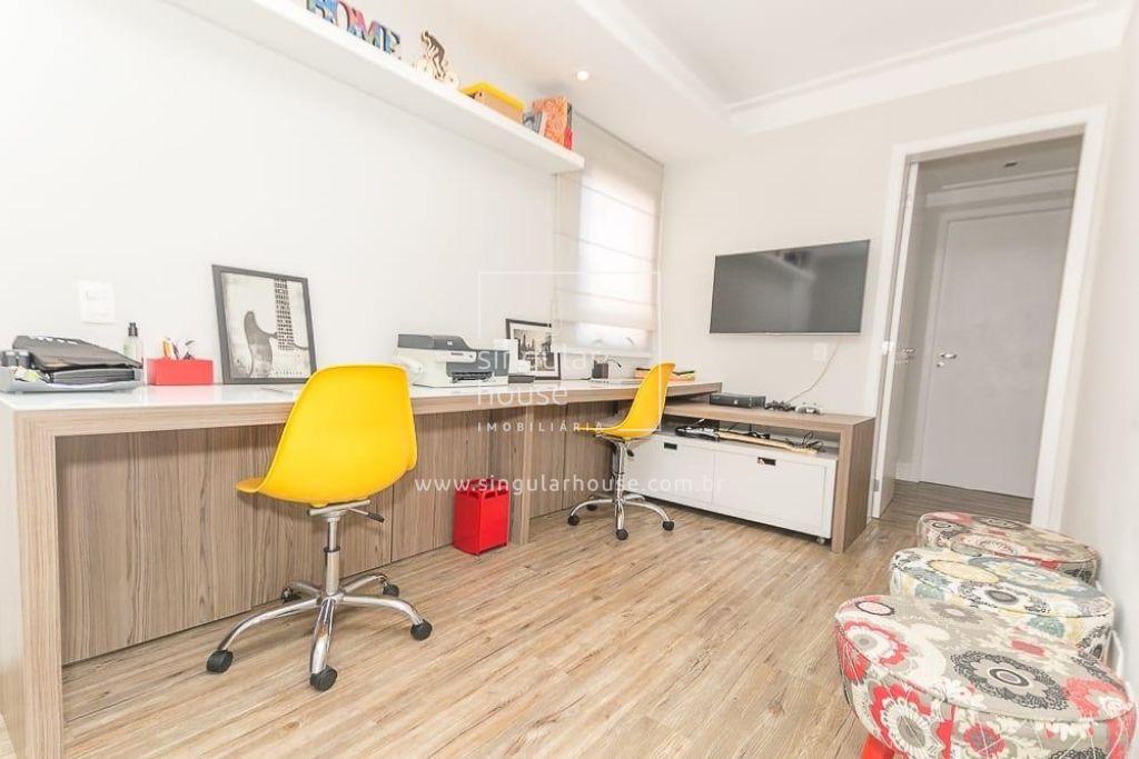 209 m² | 3 suítes + Escritório| Lazer de Clube