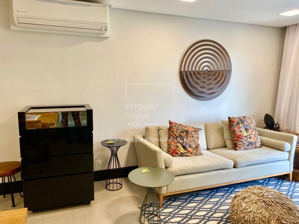 73 m² | 2 dormitórios | Mobiliado