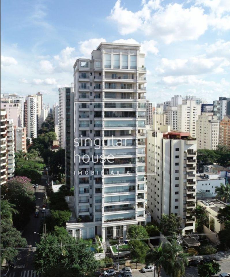 MOEMA PÁSSAROS ALTO PADRÃO | 405M² 3 SUÍTES | ANDAR ALTO