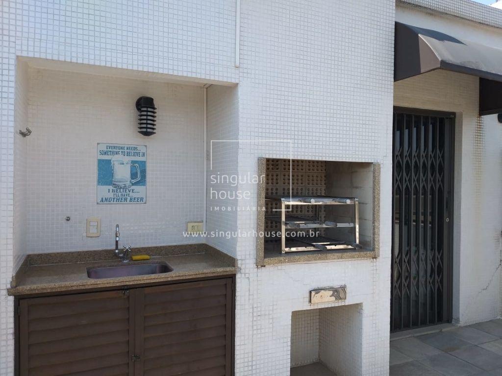 COBERTURA DUPLEX 225m² | 3 dormit. | 4 vgs garagem | VISTA PRIVILEGIADA