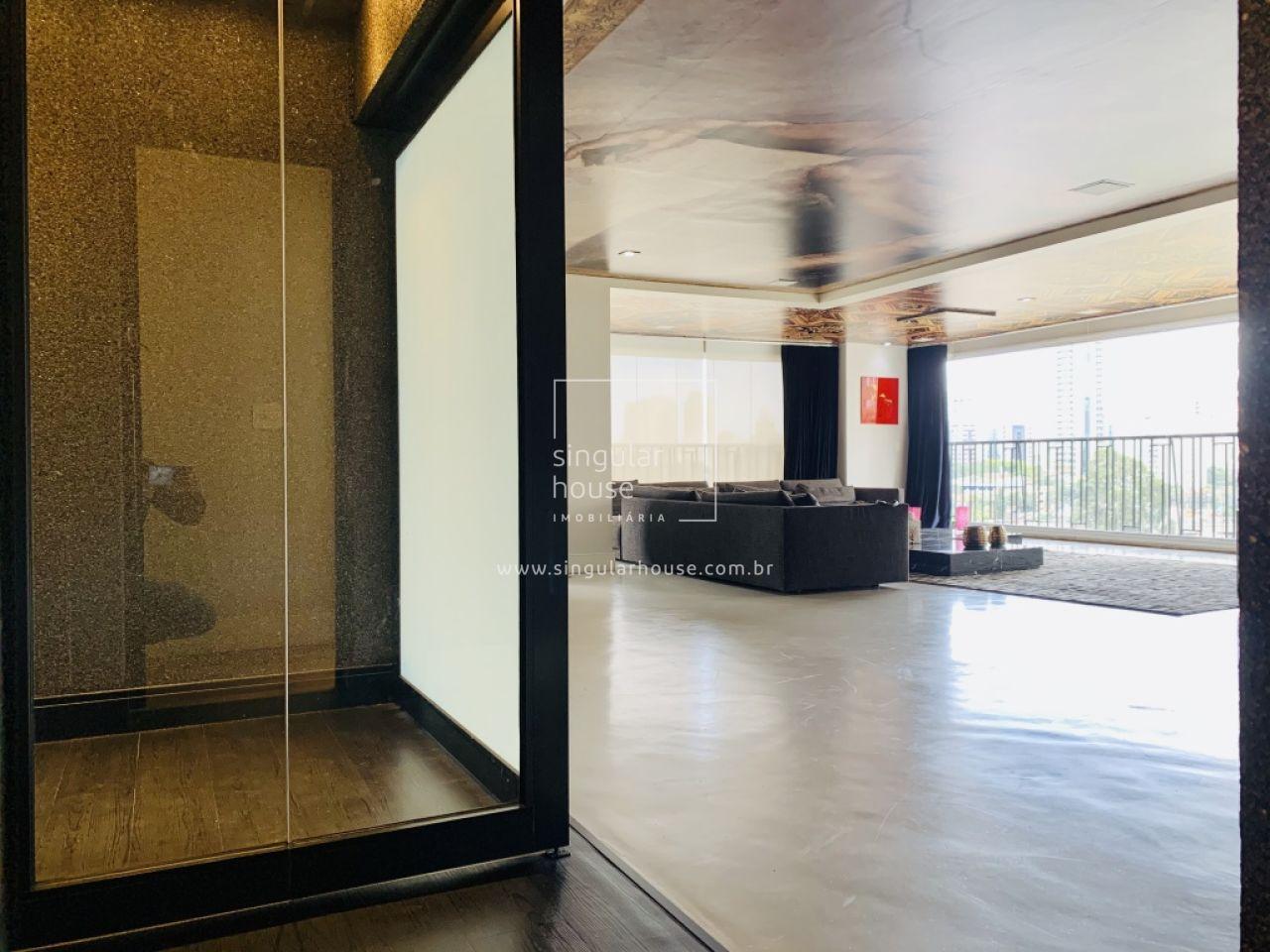 ALTO PADRÃO MOBILIADO 234m² | 3 Suítes | 4 vgs garagem|  Campo Belo Nobre
