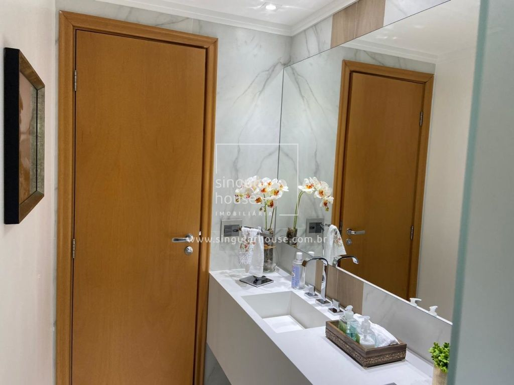 125 m² | 3 dormitórios | 2 vagas de garagem