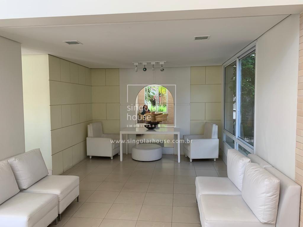 155 m²   3 suítes   Infraestrutura de lazer completa