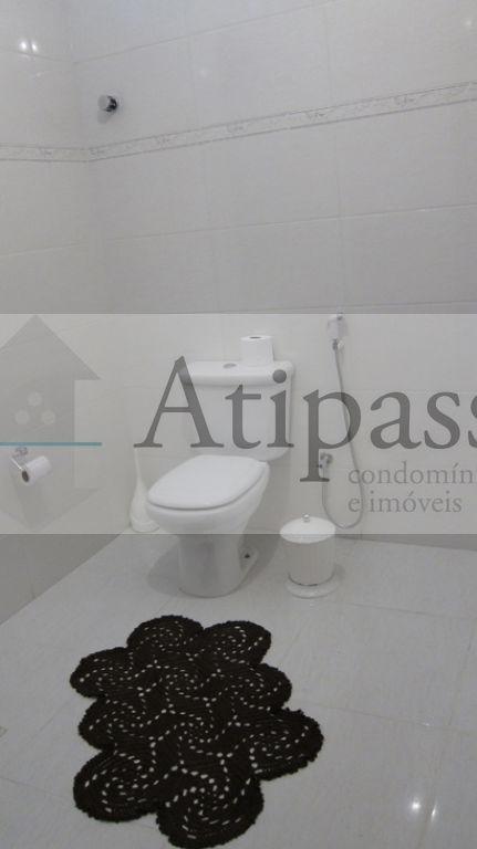 Banheiro andar superior