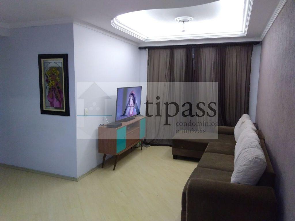 Apartamento para Locação - Vila Camilópolis