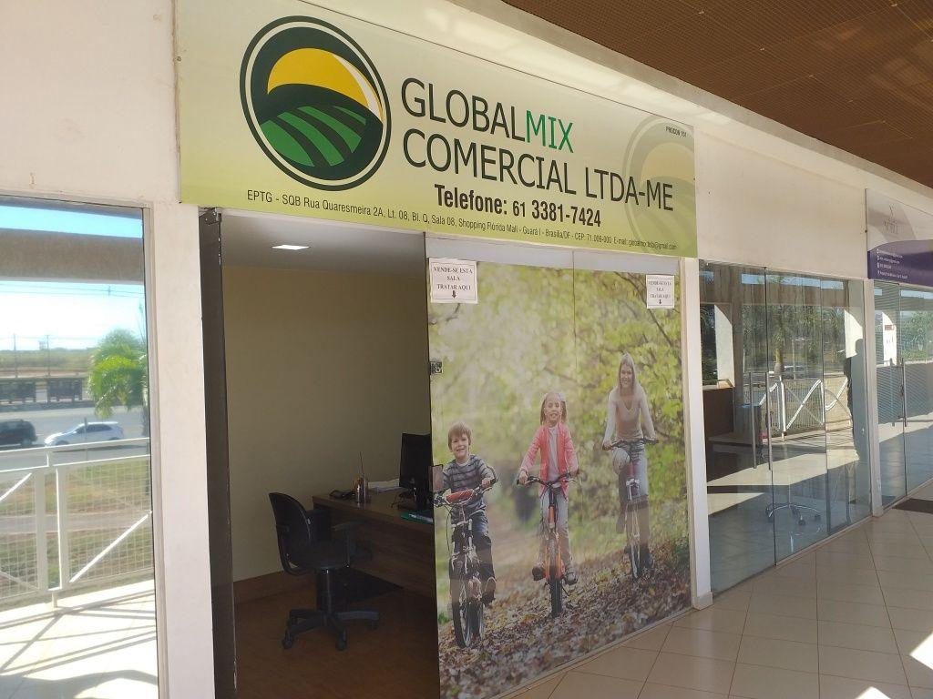 Sala Comercial para Venda - Guará I