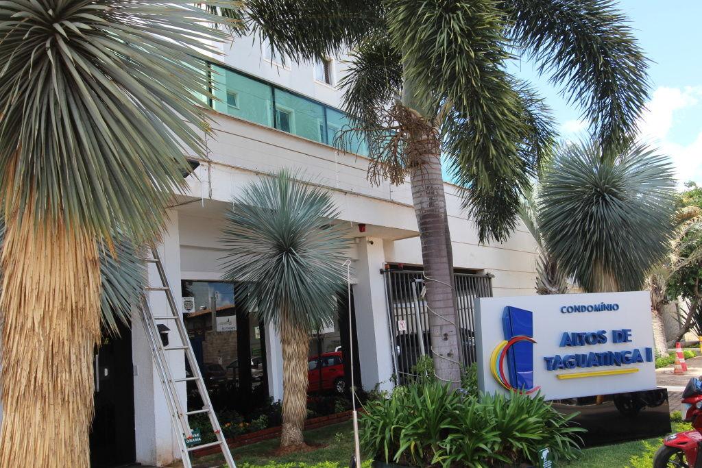 Apartamento para Locação - Setor Industrial (Taguatinga)