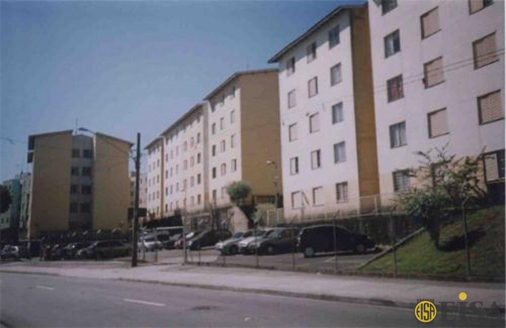 VENDA | APARTAMENTO - Itaquera - 2 dormitórios - 1 Vagas - 50m² - CÓD:EJ1304