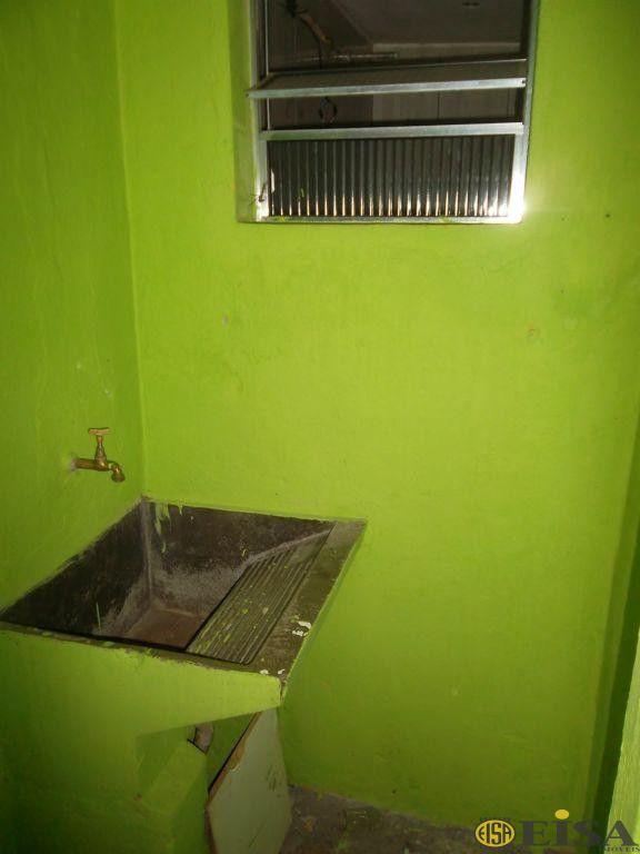 LOCAÇÃO | CASA TéRREA - Parque Edu Chaves - 1 dormitórios - 1 Vagas - 50m² - CÓD:EJ1452