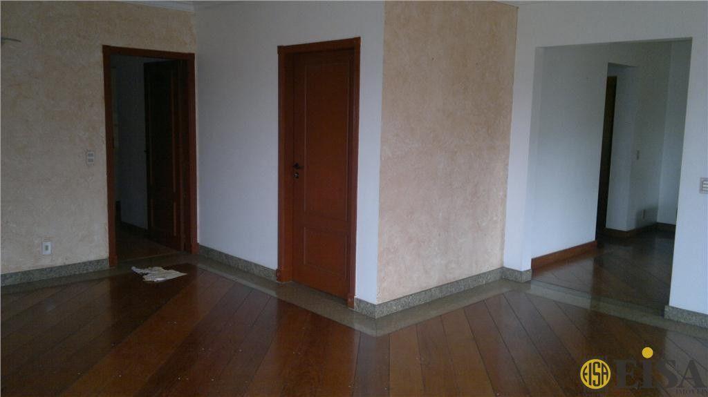 VENDA | APARTAMENTO - Vila Rosália - 3 dormitórios - 4 Vagas - 190m² - CÓD:EJ1530