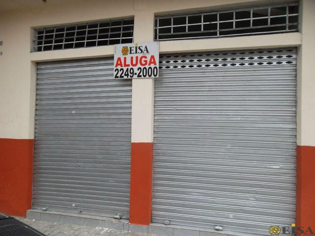 LOCAÇÃO | COMERCIAL - Vila Constança -  dormitórios -  Vagas - 60m² - CÓD:EJ1581