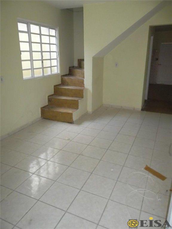 LOCAÇÃO | SOBRADO - Parque Edu Chaves - 2 dormitórios -  Vagas - 50m² - CÓD:EJ1751