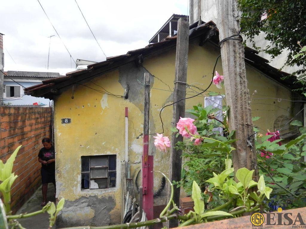 VENDA | CASA TéRREA - Parque Edu Chaves - 1 dormitórios -  Vagas - 65m² - CÓD:EJ1910