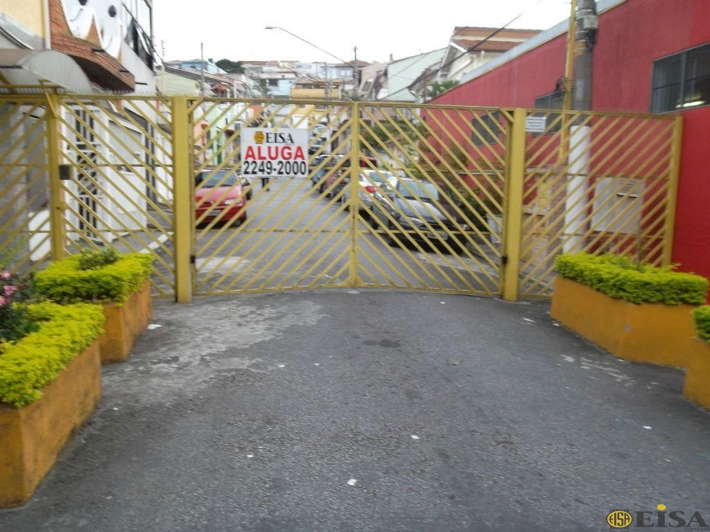 LOCAÇÃO | CASA TéRREA - Vila Gustavo - 1 dormitórios -  Vagas - 50m² - CÓD:EJ1920