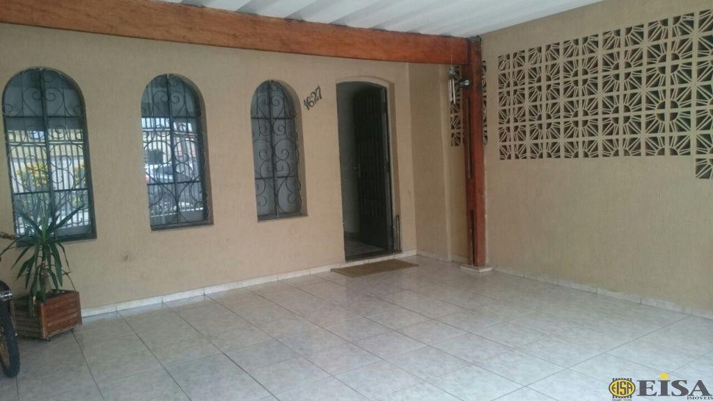 VENDA | SOBRADO - Jardim Brasil Zona Norte - 3 dormitórios - 2 Vagas - 170m² - CÓD:EJ2019
