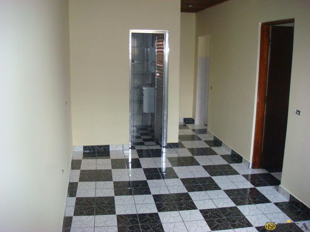LOCAÇÃO | CASA TéRREA - Jardim Brasil Zona Norte - 1 dormitórios - 1 Vagas - 50m² - CÓD:EJ2049