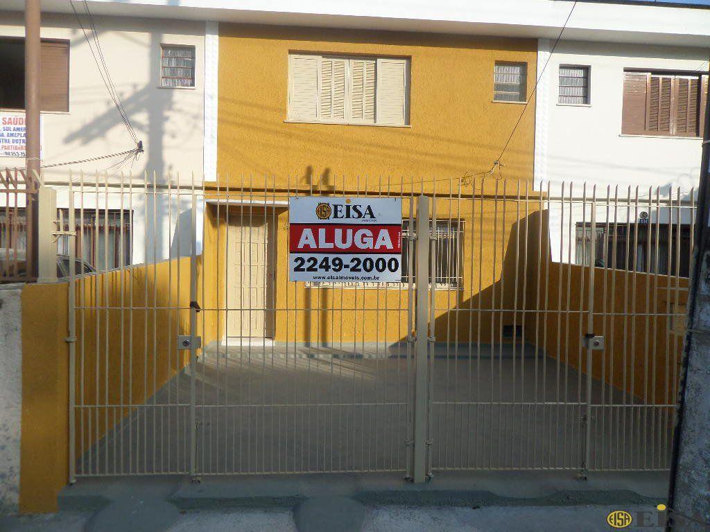 LOCAÇÃO | SOBRADO - Jardim Brasil Zona Norte - 2 dormitórios - 1 Vagas - 90m² - CÓD:EJ2074