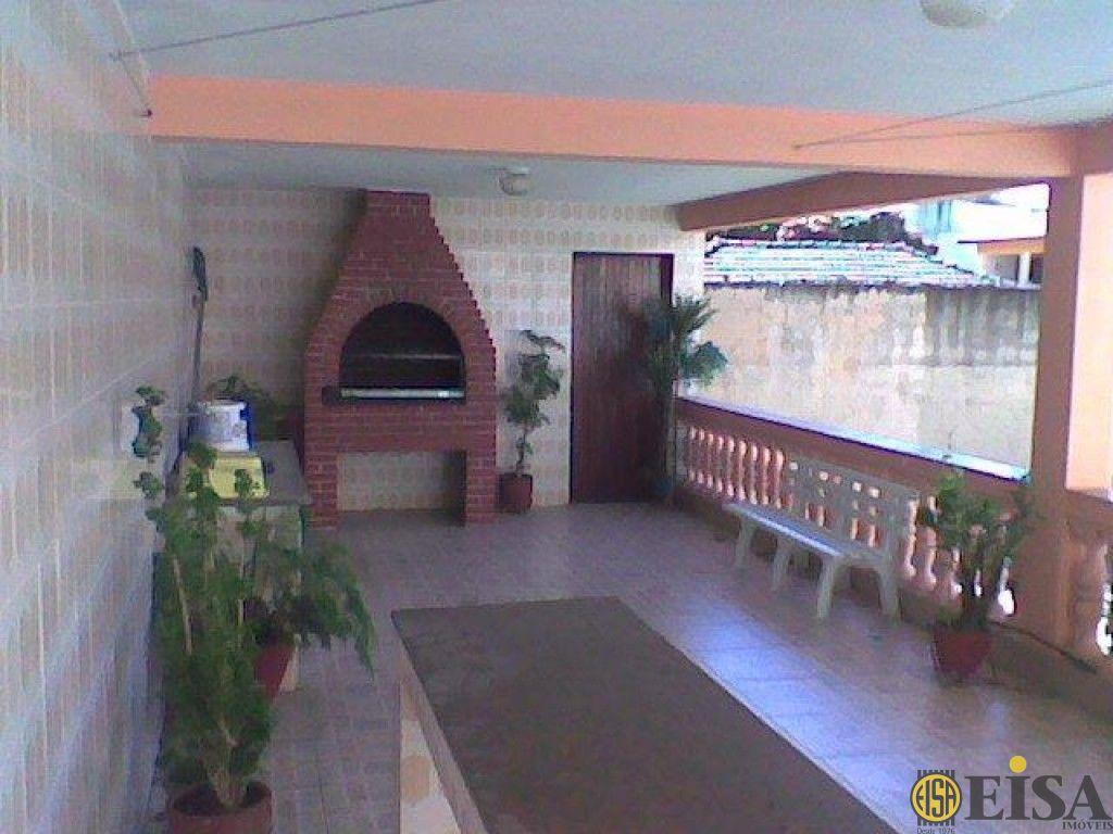 VENDA | SOBRADO - Horto Florestal - 4 dormitórios - 7 Vagas - 773m² - CÓD:EJ2160