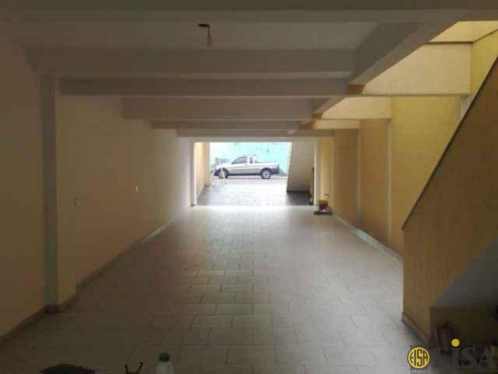 VENDA | SOBRADO - Vila Rosália - 3 dormitórios - 10 Vagas - 210m² - CÓD:EJ2172