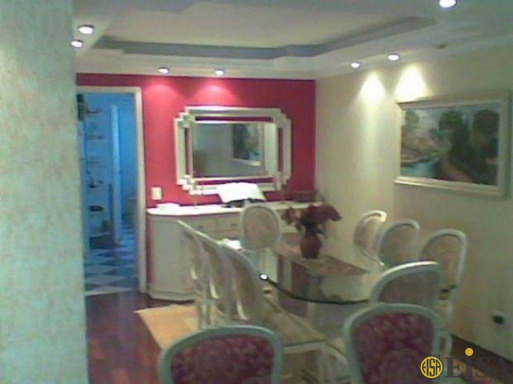 VENDA | APARTAMENTO - Santana - 4 dormitórios - 3 Vagas - 240m² - CÓD:EJ2173