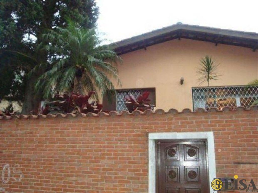 VENDA | CASA TéRREA - Horto Florestal - 3 dormitórios - 4 Vagas - 140m² - CÓD:EJ2298