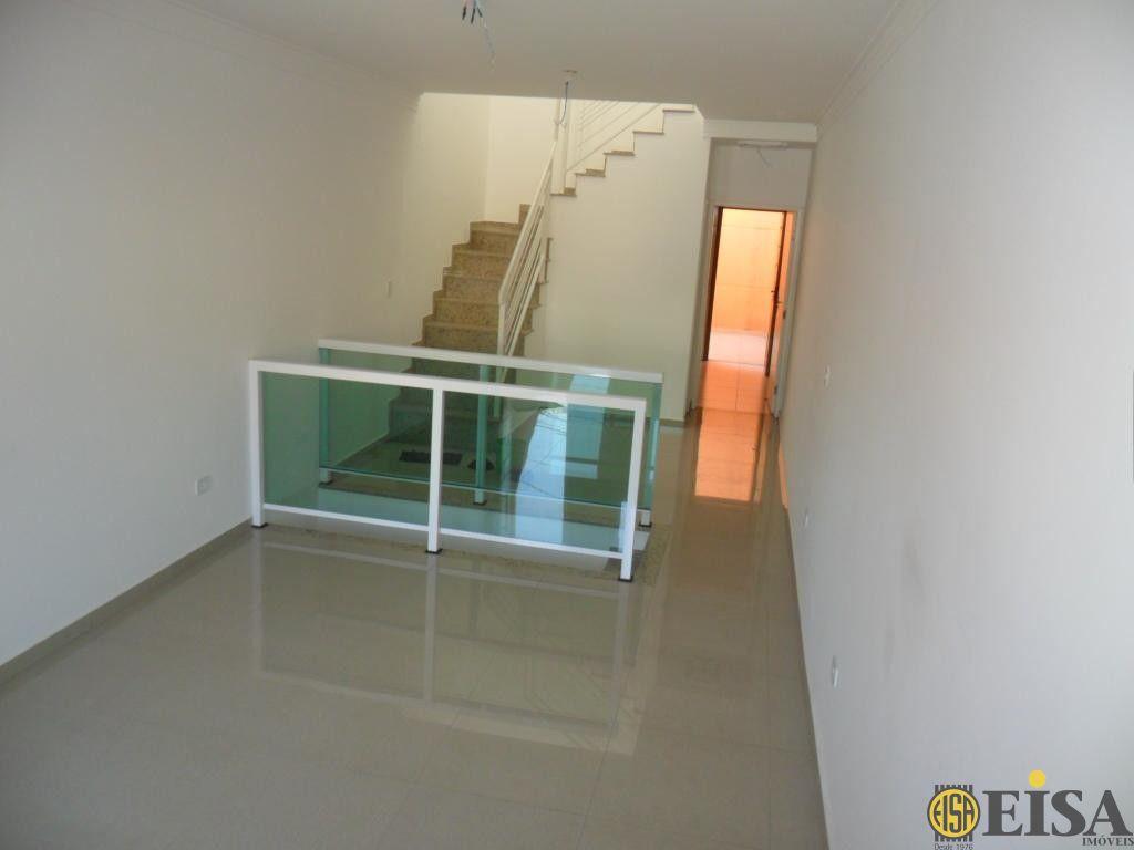 VENDA | SOBRADO - Parque Vitória - 3 dormitórios - 3 Vagas - 130m² - CÓD:EJ2490