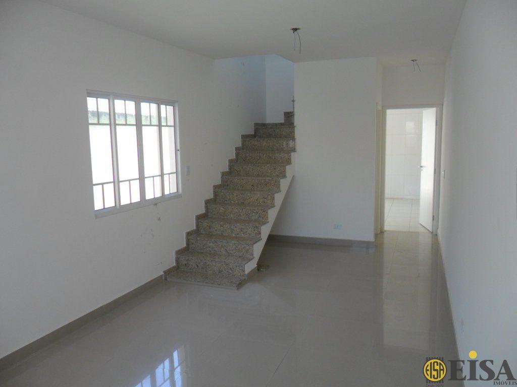 VENDA | SOBRADO - Parque Edu Chaves - 3 dormitórios - 2 Vagas - 130m² - CÓD:EJ2499