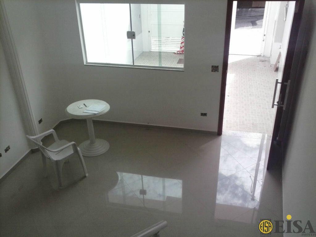 VENDA | SOBRADO - Tucuruvi - 2 dormitórios -  Vagas - 100m² - CÓD:EJ2510