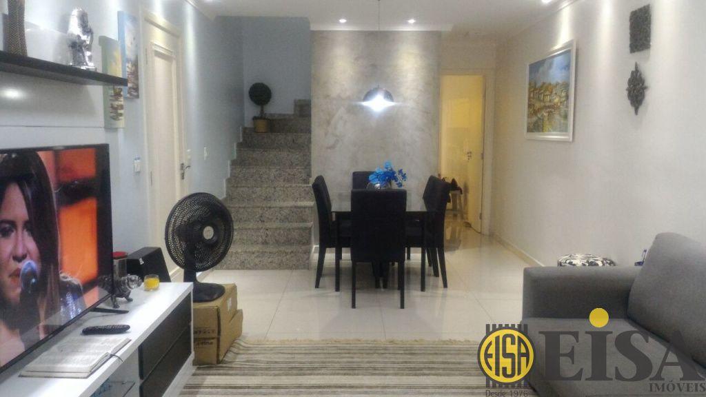 VENDA | SOBRADO - Vila Nivi - 3 dormitórios - 2 Vagas - 150m² - CÓD:EJ2512