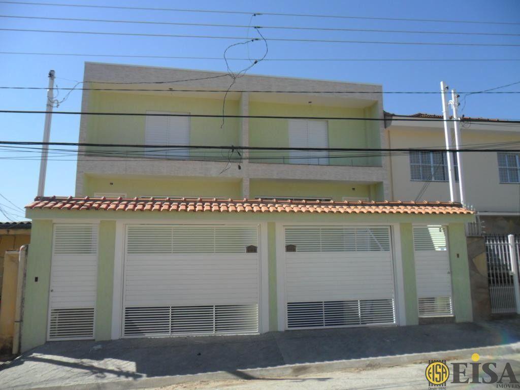 VENDA | SOBRADO - Vila Nivi - 3 dormitórios - 3 Vagas - 160m² - CÓD:EJ2518