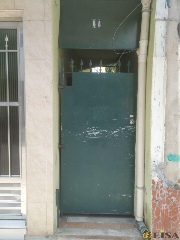 LOCAÇÃO | CASA TéRREA - Parque Edu Chaves - 1 dormitórios -  Vagas - 1m² - CÓD:EJ2527