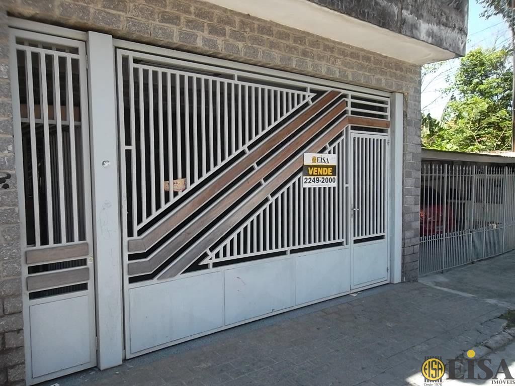 VENDA   SOBRADO - Jardim Brasil Zona Norte - 5 dormitórios - 2 Vagas - 330m² - CÓD:EJ2560