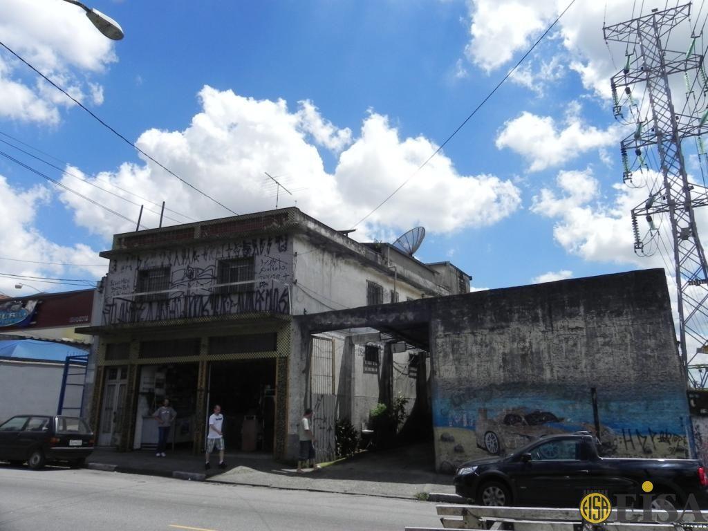 VENDA | SOBRADO - Jardim Brasil Zona Norte - 2 dormitórios -  Vagas - 893m² - CÓD:EJ2754