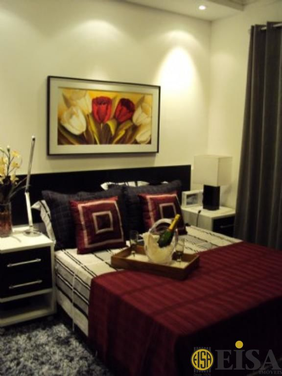 VENDA | APARTAMENTO - Vila Nivi - 2 dormitórios - 1 Vagas - 52m² - CÓD:EJ2832