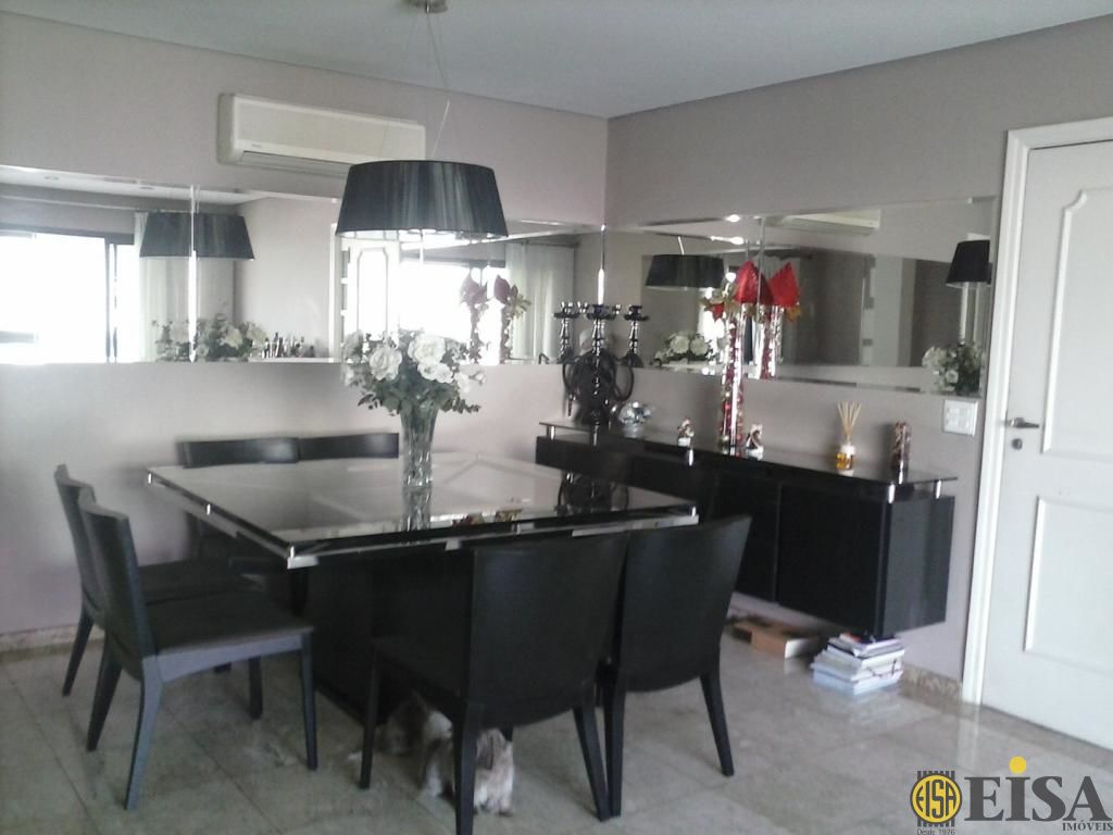 VENDA | APARTAMENTO - Água Fria - 3 dormitórios - 4 Vagas - 160m² - CÓD:EJ2887