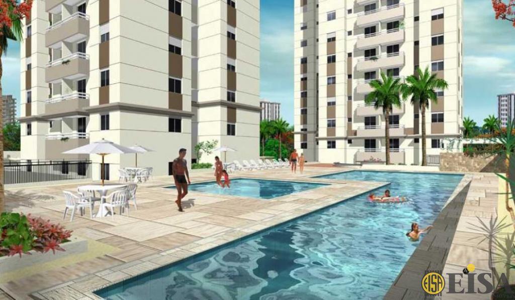 VENDA | APARTAMENTO - Carandiru - 2 dormitórios - 1 Vagas - 49m² - CÓD:EJ2929