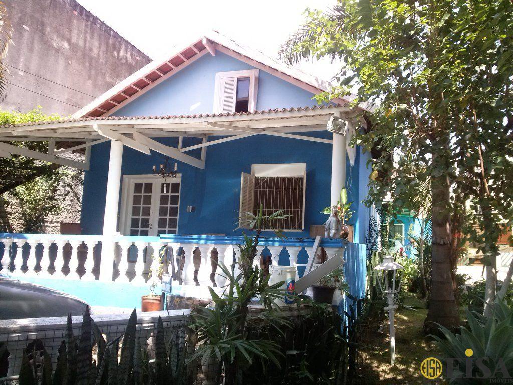 VENDA | CASA TéRREA - Vila Ede - 3 dormitórios - 20 Vagas - 209m² - CÓD:EJ2954