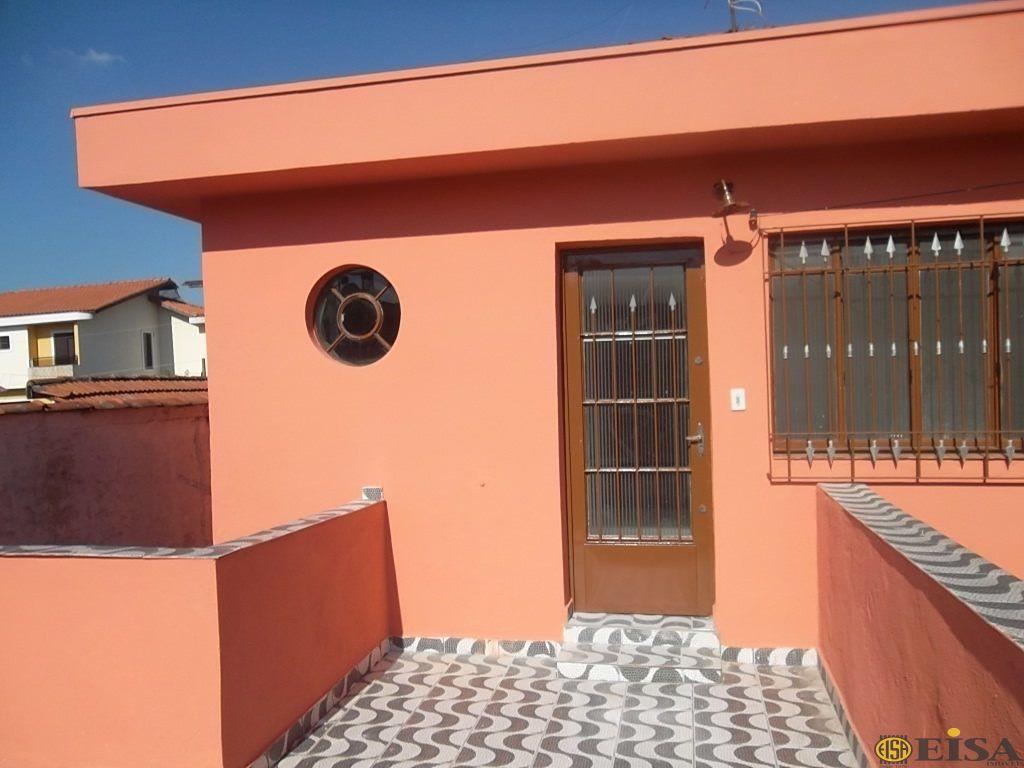 LOCAÇÃO | CASA ASSOBRADADA - Vila Constança - 2 dormitórios -  Vagas - 50m² - CÓD:EJ2966