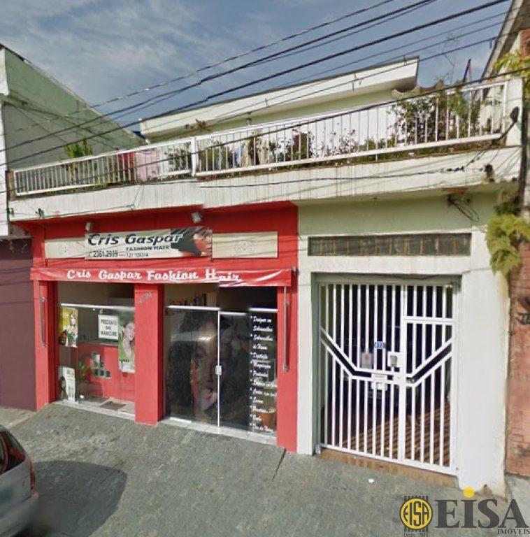 VENDA | CASA ASSOBRADADA - Vila Gustavo - 4 dormitórios -  Vagas - 200m² - CÓD:EJ3047
