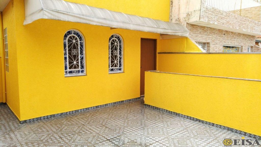 LOCAÇÃO | CASA TéRREA - Parque Edu Chaves - 1 dormitórios - 1 Vagas - 50m² - CÓD:EJ3070